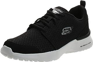 حذاء الجري على الطريق للرجال اير دينامايت من سكيتشرز، اسود (اسود/ رمادي)، مقاس 44.5 EU