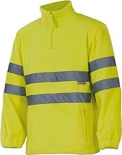 Velilla 161//C70//TXXL Cazadora de alta visibilidad XXL Azul marino y amarillo fluorescente