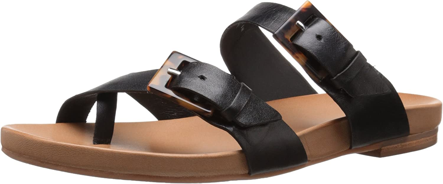 Johnston & Murphy Women's Jill Flat Sandal