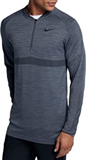 Dri-FIT Men's Half-Zip Seamless Top Golf Pullover