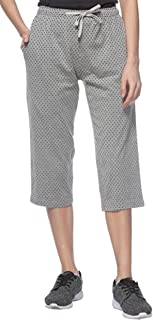 SHAUN Women's Cotton Capri