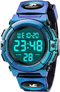 SOKY LED Waterproof Digital Sport Watch