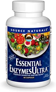 Source Naturals: Essential EnzymesUltra 60 Vegetarian Capsule