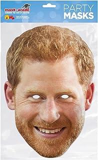 Mask-erade Forum Novelties Prince Harry, Multi-Color