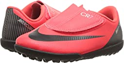 VaporX 12 Club CR7 TF Soccer (Toddler/Little Kid)