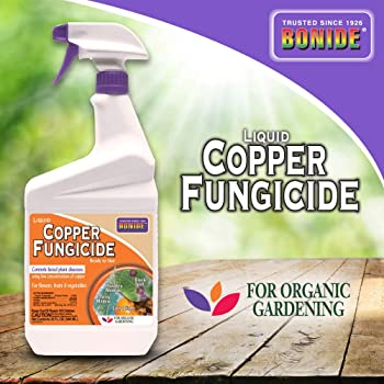 Bonide 775 Copper Fungicide Rtu Natural 1 Qt