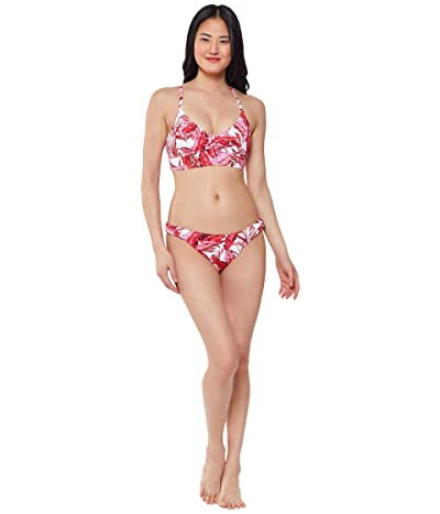 Jessica Simpson Paradiso Palm Twisted Tab Hipster Bottoms