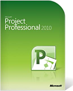 microsoft 2010 project professional