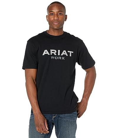 Ariat Rebar Cotton Strong Reinforced Short Sleeve T-Shirt