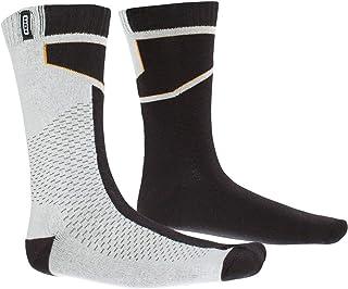 Traze 2019 - Calcetines para bicicleta, color gris, gris, 35 - 38