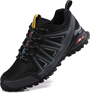 ASTERO Chaussures de Sport Homme Basket Mode Course Running Gym Fitness Respirantes Marche Sneakers Taille 41-46