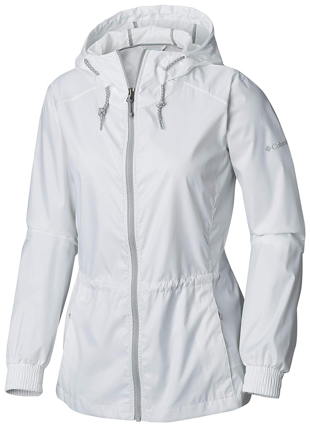 Columbia Women's Proxy Falls Jacket, Water & Wind Resistant