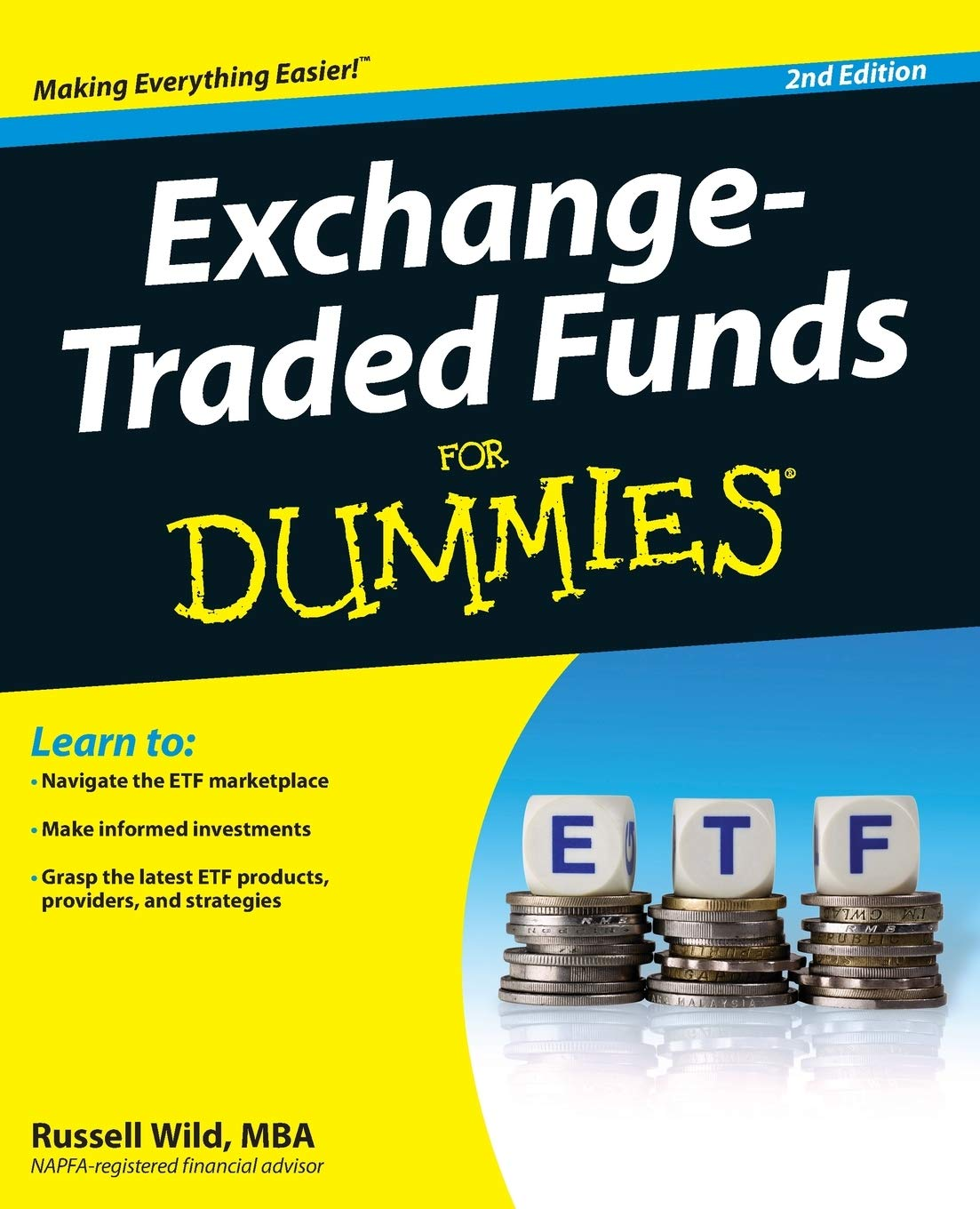 Image OfExchange-Traded Funds For Dummies