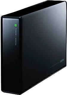 ロジテック 省電力&静音仕様モデル USB 2.0 外付けハードディスク 2TB LHD-ENA020U2W