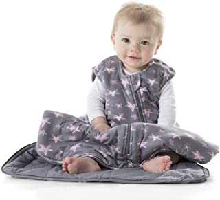 günaPOD Sack Easy Weighted Luxury Baby Sleep Bag, Bamboo Viscose Duvet with WONDERZiP, 2.6 TOG