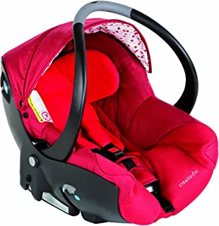Bébé Confort creatis Fix asiento coche, grupo 0+ rojo