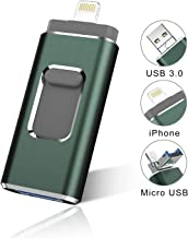 USB Flash Drive for iPhone, Capacity iPhone External...