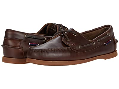 Sebago Jacqueline Waxy (Dark Brown/Gum) Women