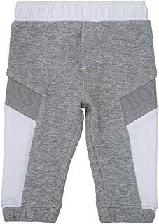 BOSS Pantalón de chándal de Punto Infantil