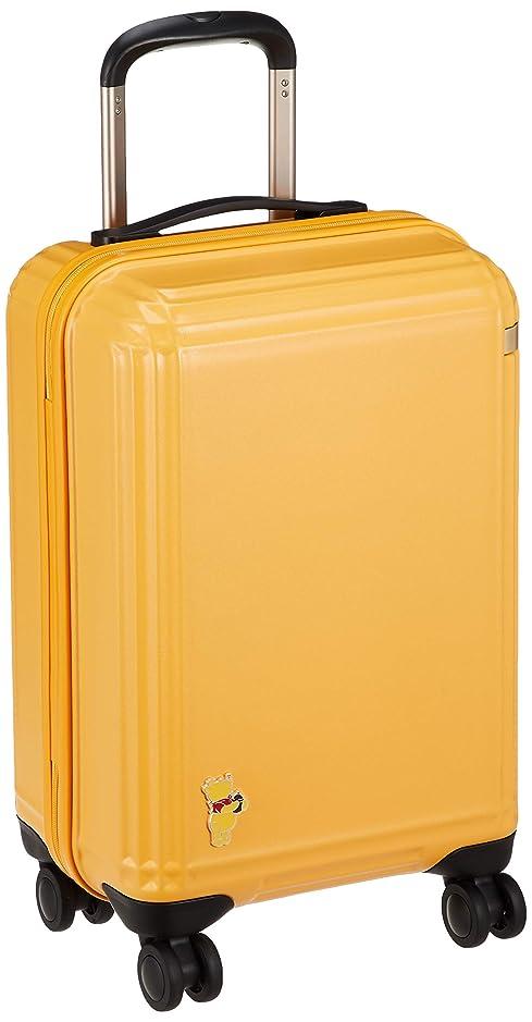 """魔女富スツール[エース] スーツケース ディズニー""""くまのプーさん"""" プーさんのオリジナルカバー付 可(国際線、国内線100席以上、3辺合計115cm以内) 32L 47 cm 3.3kg"""