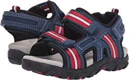 eb7f7a470b9 Boy's Geox Kids Sandals + FREE SHIPPING | Shoes | Zappos.com