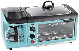 Nostalgia Electrics Retro Series 3-In-1 Breakfast Station in Blue