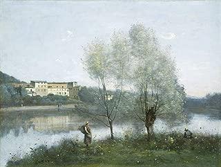 Jean-Baptiste-Camille Corot Ville dAvray 1865 National Gallery of Art - Washington DC 30