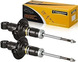 Maxorber Front Set Shocks Struts Absorber Compatible with Nissan Titan 2004-2013,Nissan Armada 2005-2015 Shock Absorber Replacement for Nissan Qx56 2004-2010 Shock Set 341600 71358 G51715