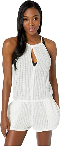 Keyhole Romper Cover-Up