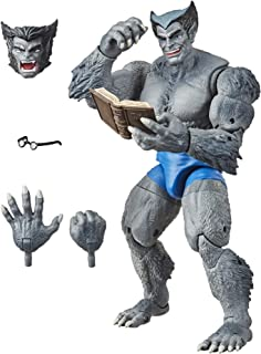 Hasbro Marvel Legends Series 15 cm Collectible Marvel's Beast Action Figure Toy Vintage Collection