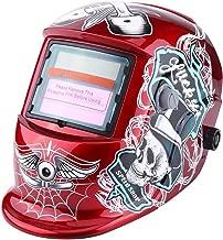 Liukouu Pro Solar Auto Darkening Welding Helmet Arc Tig Mig Mask Grinding Welder Protecting Tool