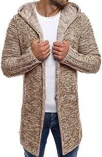 Best mens knitted hoodies Reviews