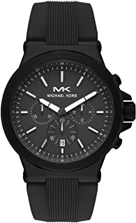 Michael Kors Dylan Stainless Steel Chronograph Watch