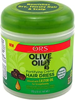 Ors Olive Oil Creme Hair Dress 6oz Jar (2 Pack)