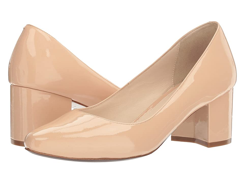 Cole Haan Eliree Pump 55mm (Nude Patent) Women
