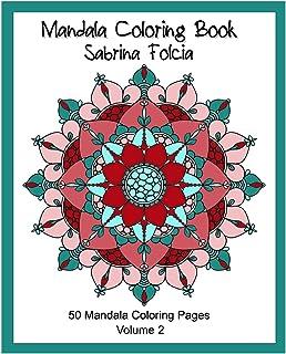 Mandala Coloring Book - Volume 2