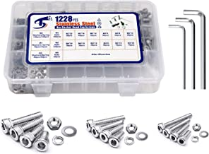 metric extra fine bolts