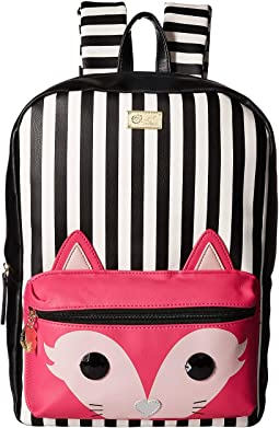 Foxy Kitch PVC Backpack