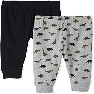 The Children's Place Baby Boys Jogger Pants, Pack of Two Pants