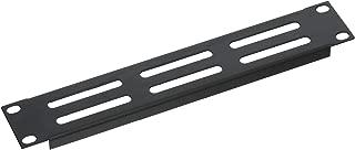 Gator Cases GRW-HALFRKPNLVNT1 Half Rack Standard Width 1U Vented Panel