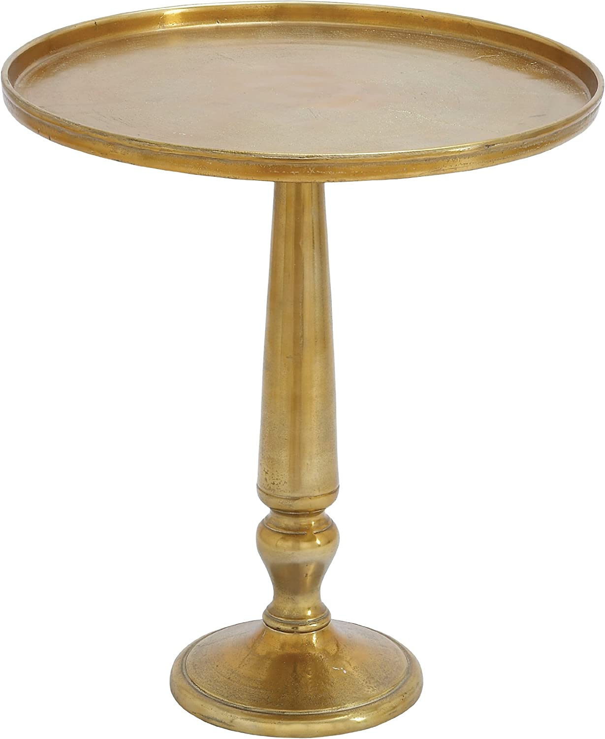 Plutus Brands Elegantly Designed Table 2021 new Fini Large special price Distressed Tray with