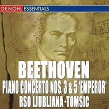 Beethoven: Piano Concertos No. 3 & 5