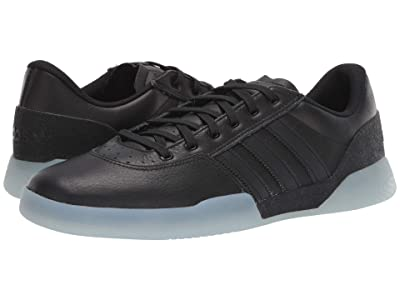 adidas Skateboarding City Cup (Core Black/Core Black/Clear Sky) Men