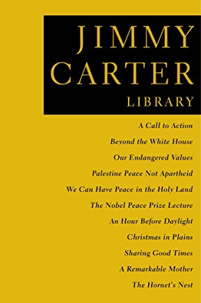 The Jimmy Carter Library (English Edition)