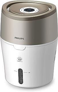 Philips Luchtbevochtiger met NanoCloud-technologie - Geschikt voor ruimtes tot 25 m2 - Automatische vochtigheidsmodus - Ge...