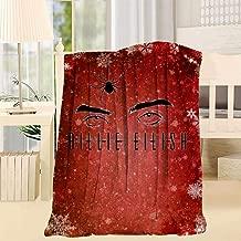 Fully Enclosed Luxury Bed Blanket Bad Guy_Billie_Eilish Calm Deep Sleep Carpet Warm Blanket for Kids/Adults Throw 40X50inch