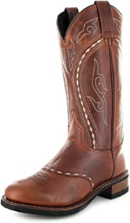 sin mínimo Sendra botas 8325marrón de Tang Tang Tang Hombre & Mujer Western–botas de equitación  productos creativos