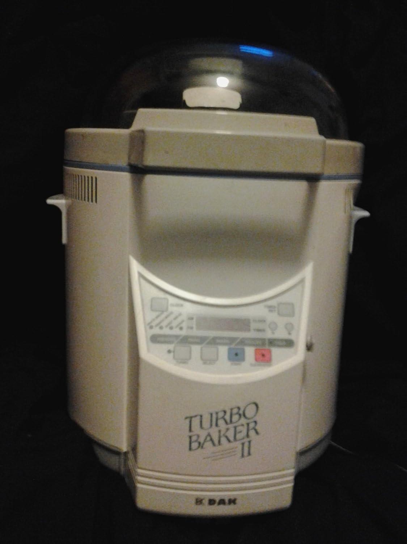 DAK Columbus Mall Large discharge sale Turbo Baker 2 fad-2000