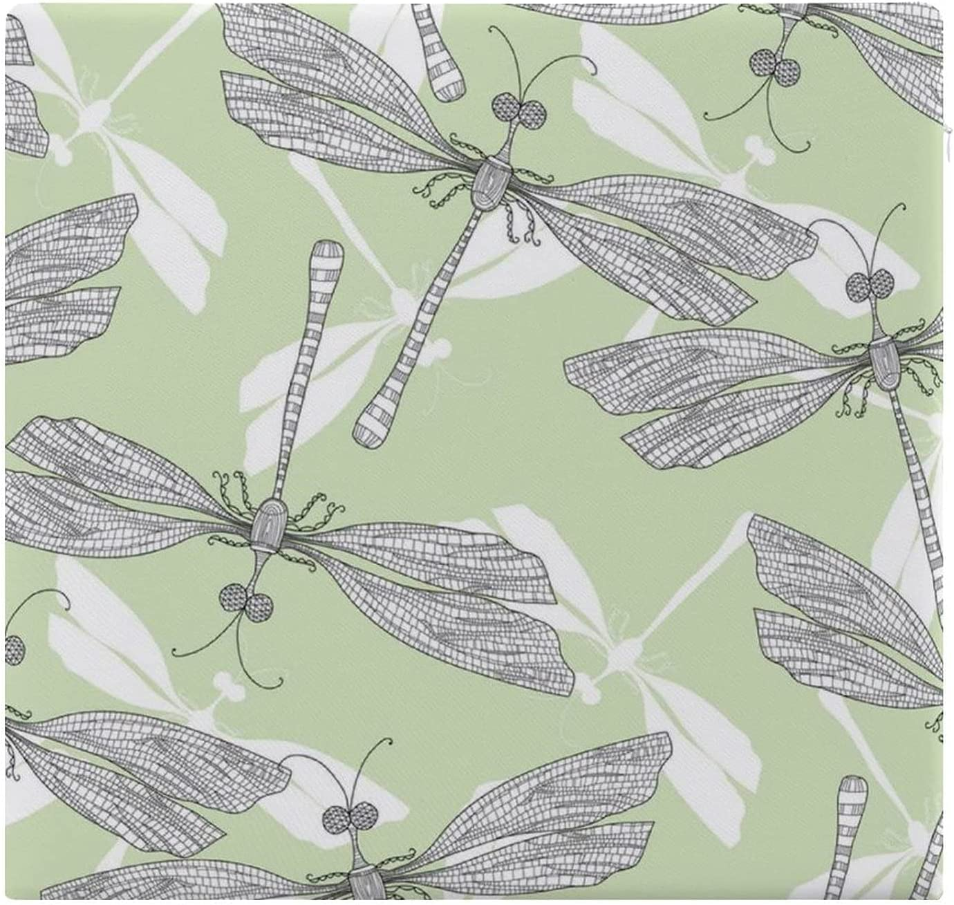 MSACRH Chair Pad Dragonflies El Paso Mall Draw Bench Pillow Soft Japan Maker New Chairs S Car