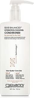 Giovanni 50:50 Hydrating-Calming Conditioner - pH Balanced Formula 24 oz